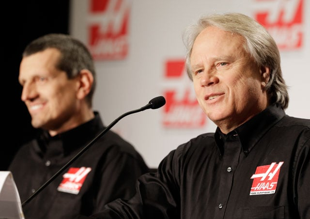 NASCAR team owner Gene Haas plans to field Formula One team in next two years