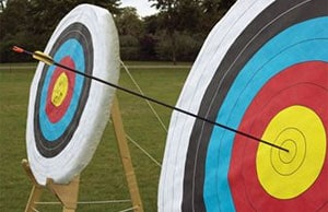 Two Armymen Win Gold in Senior National Archery Championship