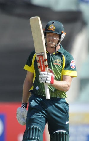5th ODI: James Faulkner, George Bailey give Australia 4-1 series win over England