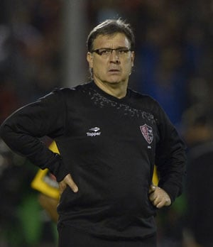Barcelona in prime condition to face Manchester City, says manager Gerardo Martino