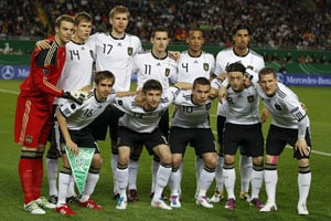 Euro 2012: Germany looking a strong contender