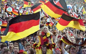Euro 2012: Germany fined 10,000 Euros for fans' paper ball missiles
