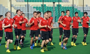 Germany determined to retain junior hockey World Cup title