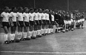 German players deny doping at 1966 World Cup