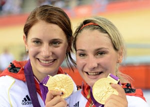 London 2012 Cycling: Germany handed team sprint gold as China relegated