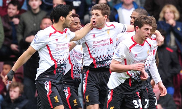 English Premier League: Liverpool F.C. back on top after controversial 2-1 win at West Ham