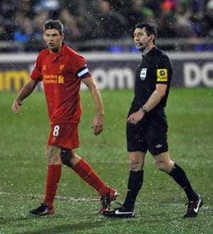 FA Cup: Liverpool dumped out by Oldham