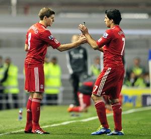 Gerrard declares comeback as Liverpool see off Brighton