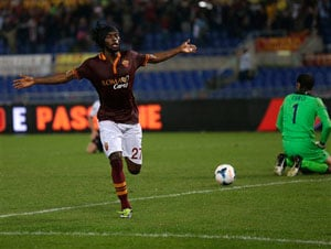 Serie A: Rampant Roma back on top after 5-0 rout of Bologna