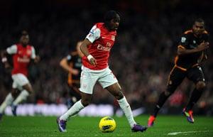 Arsenal poised for glory, says Gervinho