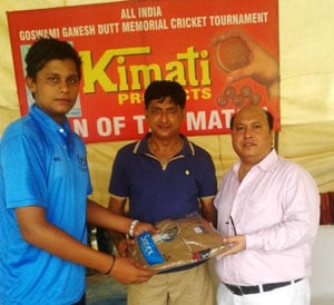 GG Dutt cricket tournament: Sonnet Cricket club enters semis