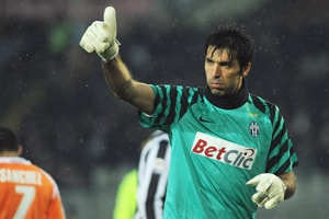 Buffon back in Italy squad for Germany friendly