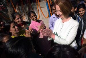 Sachin Tendulkar admired in Australia just like in India: Julia Gillard
