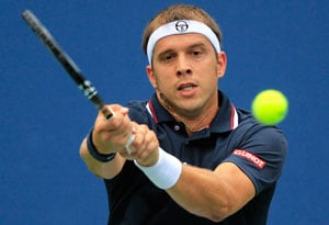 Muller, Hanescu advance to Serbia Open second round