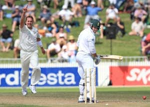 2nd Test: De Villiers, seamers set up South Africa vs New Zealand