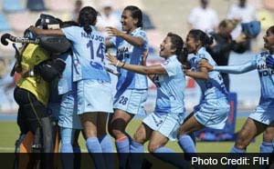 Indian girls beat England on penalties to win historic bronze at Junior Hockey World Cup