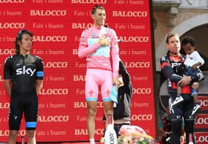 Giro win a boost for Nibali, and Italian cycling
