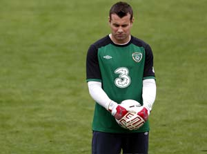 Shay Given cleared to play against Croatia