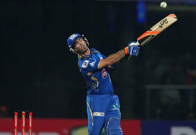 IPL auction: Glenn Maxwell strikes gold again, windfall for Nathan Coulter-Nile, no takers for Jesse Ryder, Brett Lee