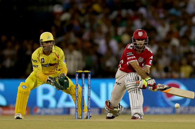 IPL 7: Glenn Maxwell Threat Looms Large on Chennai Super Kings in Second Qualifier