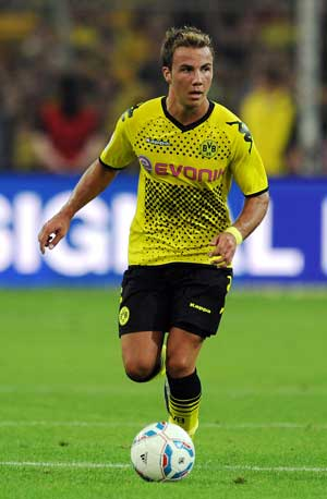 Dortmund relaxed at Bayern's interest in Goetze