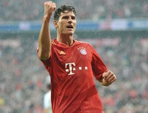 Agent hints at Bayern Munich exit for unhappy Mario Gomez