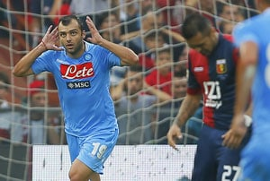 Serie A: Goran Pandev ends drought to send Napoli top