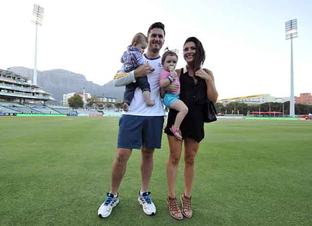 Graeme Smith retired from cricket to spend time with family