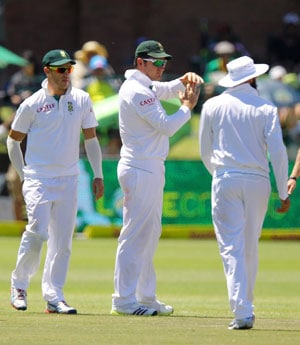 Four pacers, two spinners in South Africa's Test squad vs India