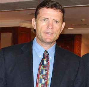 Graham Ford appointed Sri Lanka coach