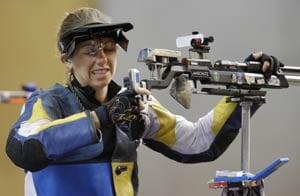 London 2012 Shooting: Gray shoots to two Olympic records