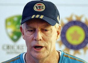 I will not speak to the Australian team: Chappell