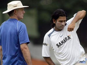 MS Dhoni best man to lead India in all formats: Greg Chappell