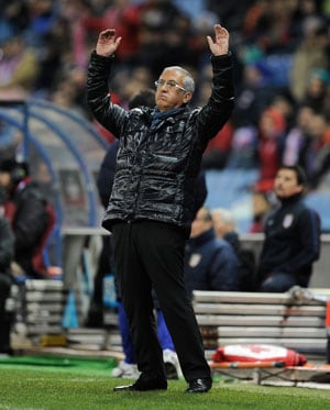 Atletico confirm coach Gregorio Manzano's sacking