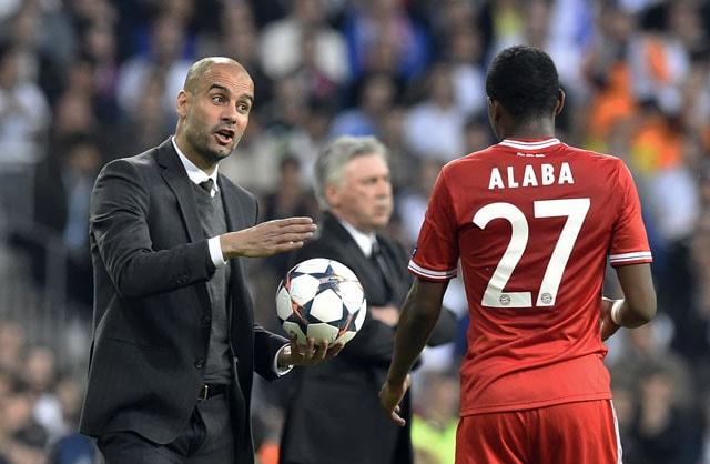 Champions League: Pep Guardiola admits Real Madrid athletes 'too much for FC Bayern Munich'