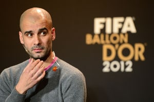 Pep Guardiola happy despite Bayern Munich's off-key win