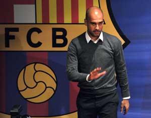 Bayern in talks with ex-Barcelona boss Guardiola: Bild