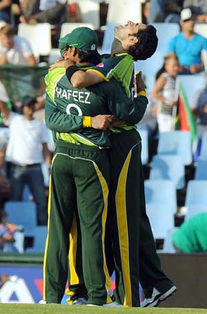 Pakistan crush South Africa: Statistical highlights from 2nd T20