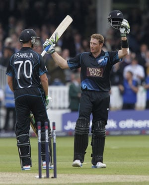 1st ODI: Martin Guptill's ton guides New Zealand to five-wicket win over England