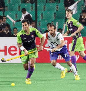 Hockey India League: Delhi Waveriders go top of table despite draw vs UP Wizards