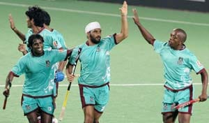 Pune Strykers stun Delhi Wizards 3-1 in World series Hockey