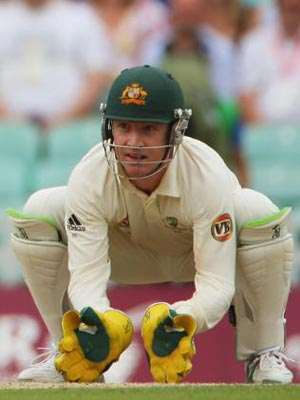Haddin to stay in Australia for personal reasons