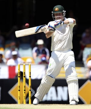 Dressing-down fired Aussies, says Brad Haddin