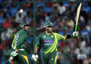 1st T20, India vs Pakistan: Statistical Highlights