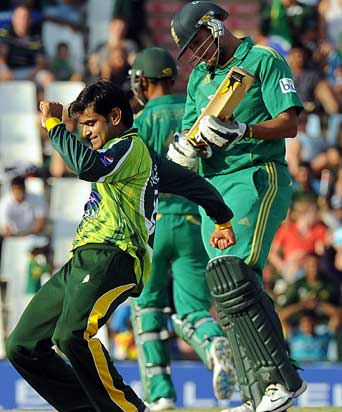 South Africa series win helped Pakistan, says Mohammad Hafeez