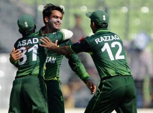 Hafeez backs 'strongest attack in the world'