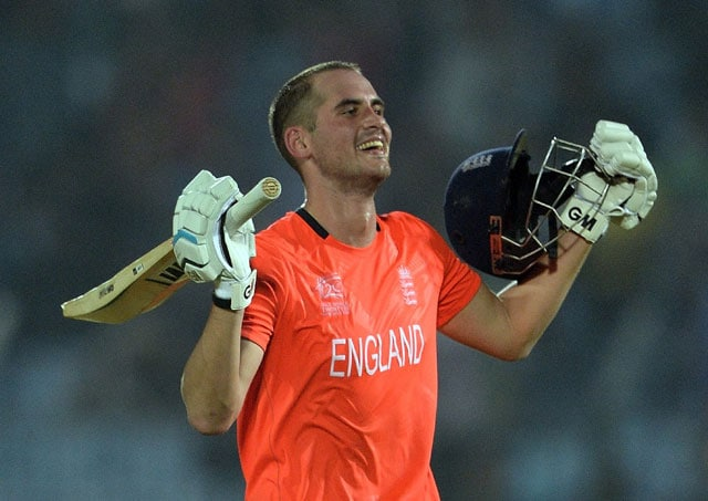 ICC World Twenty20: Alex Hales inspires England to thrilling six-wicket win over Sri Lanka