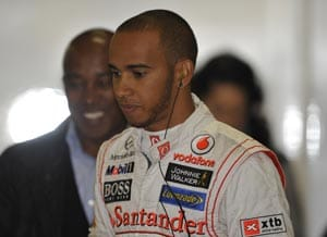 Lewis Hamilton delighted at pole, wary of victory chances