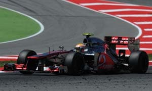 McLaren bid to put brakes on Red Bull