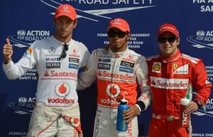 Italian GP: Lewis Hamilton bounces back with pole position